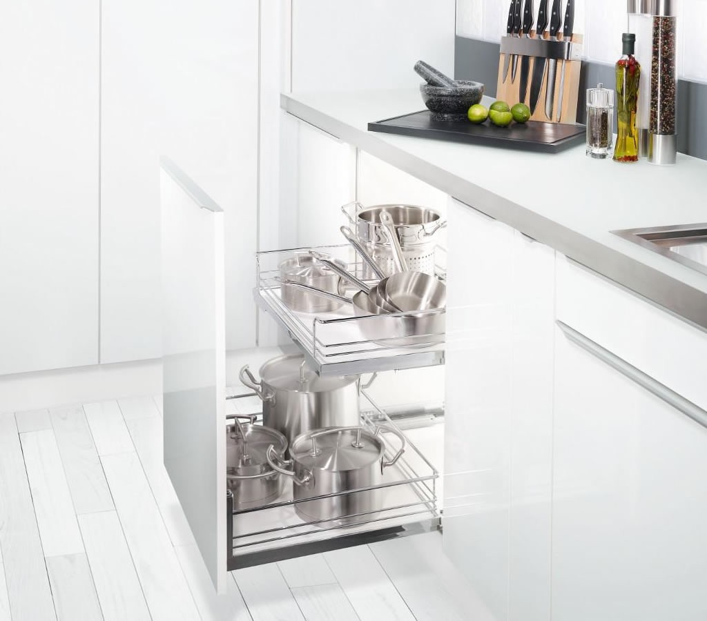 Base Cabinet Solutions By Hafele