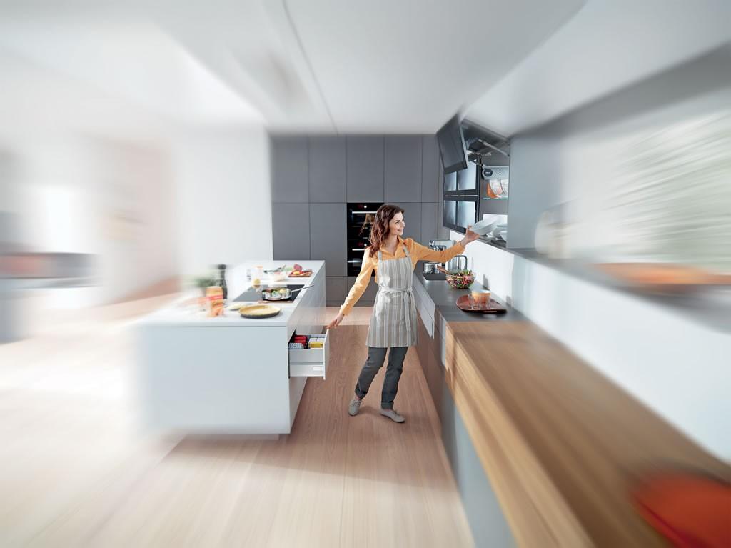 blum kitchen